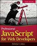 img - for Professional JavaScript for Web Developers book / textbook / text book