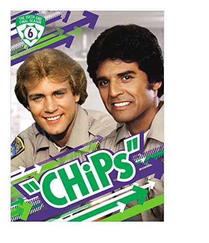 CHiPs: The Complete Sixth and Final Season (Hot Chips Dog)