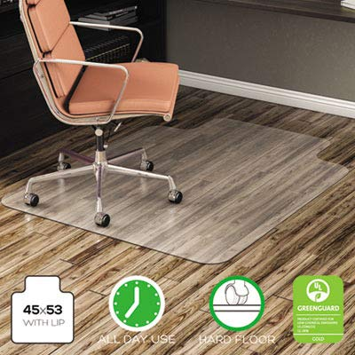 DEFCM21232 - EconoMat All Day Use Chair Mat for Hard Floors