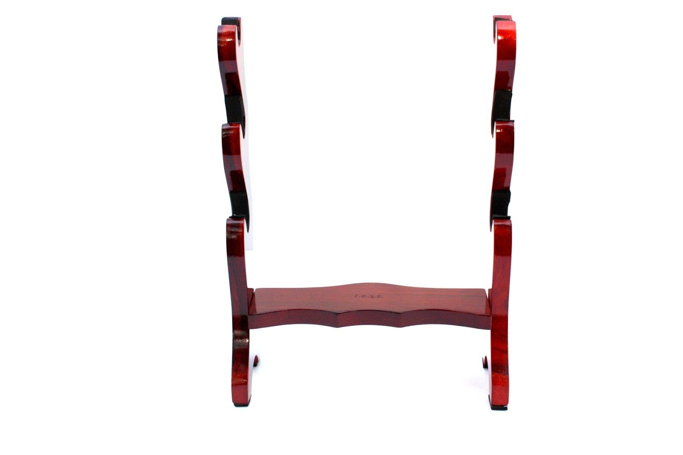 F.e.s.s. Churchwarden Tobacco Pipe Stand Furniture 3 Tier Rack for 3 Pipe Stand by F.E.S.S.