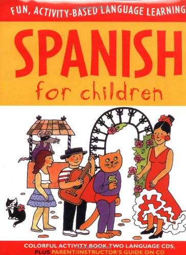Spanish for Children (Language for Children Series)