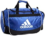 adidas Defender Duffel Medium Duffel Bag Cobalt/Black