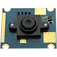 ELP 5mp Usb2.0 60 Degree Fixed Megapixel Lens Usb Camera Module for Windows Android Linux Laptop Pc.