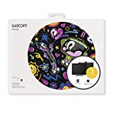 "Wacom Intuos Wireless Graphic Tablet with 3 Bonus Software Included, 10.4"" x 7.8"", Black (CTL6100WLK0)"
