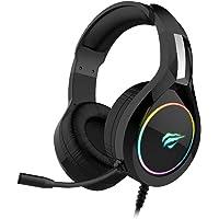 Headphone Fone de Ouvido Havit HV-H2232d, Gamer, Iluminação RGB, com Microfone, Falante de 50mm, Conector 3.5mm, HAVIT…
