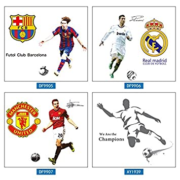 Asener Cristiano Ronaldo Cr7 Fussball Club Real Madrid Logo
