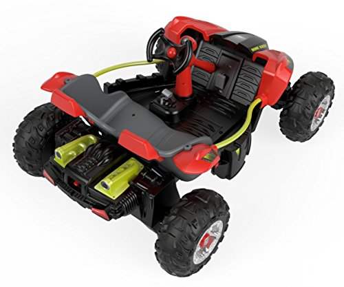 Power Wheels Dune Racer, Fire Red by Fisher-Price (Image #10)