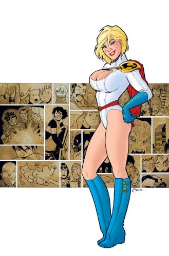 Power Girl: Aliens and Apes - Huntress Bust