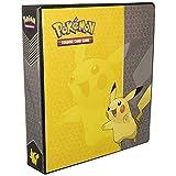 Ultra Pro Pokemon Pikachu 3-Ring Binder Card Album, 2-Inch