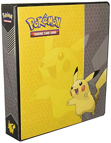 Ultra Pro Pokemon Pikachu 2'' 3-Ring Binder