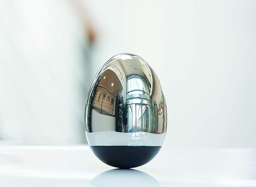 眠り話すベーシックペーパーウェイト ルーペ 拡大鏡 ガラス クリスタル 文鎮 ゴールド 60mm