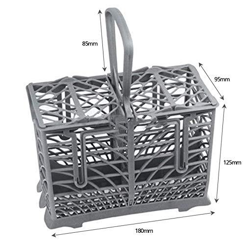 Spares2go Cubiertos Cesto Jaula para Teka lavavajillas: Amazon.es ...
