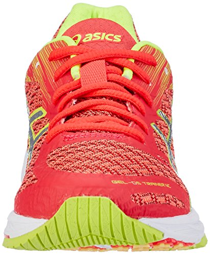 Asics Gel-ds Trainer 22 Nc Scarpe Running Donna Rosa diva Pink Silver Safety Yellow
