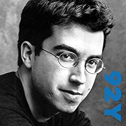 Jonathan Safran Foer at the 92nd Street Y