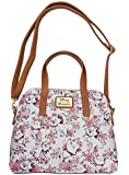 Loungefly Disney Aristocats Marie I'm a Lady White Floral Shoulder Bag Purse