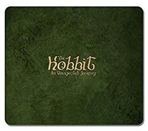 Customized Fashion Style Textured Surface Water Resistent Mousepad The Hobbit An Unexpected Journey Non-Slip Best Large Gaming Mouse Pads