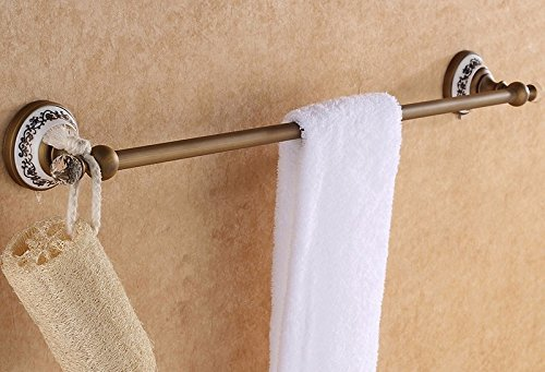 (DACHUI Towel Racks Bath Rooms Some Ancient seat Color Bars Nouns Wall mounting)