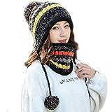 Senker Beanie Hat Winter Warm Cap Soft Thick...