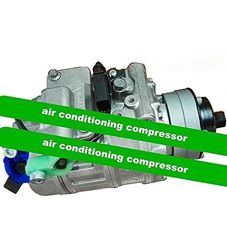 GOWE Auto aire acondicionado Compresor para 7seu17 C Auto aire acondicionado Compresor para Audi A6 A8