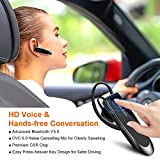 Link Dream Bluetooth Earpiece for Cell Phone Hands
