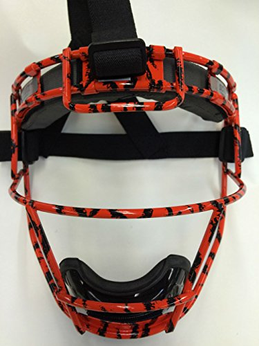Youth Custom Schutt Tiger Infielder Face Guard by Schutt
