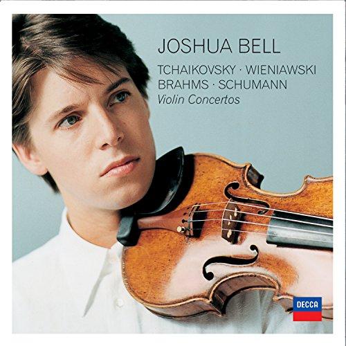 Tchaikovsky, Wieniawski, Brahm...