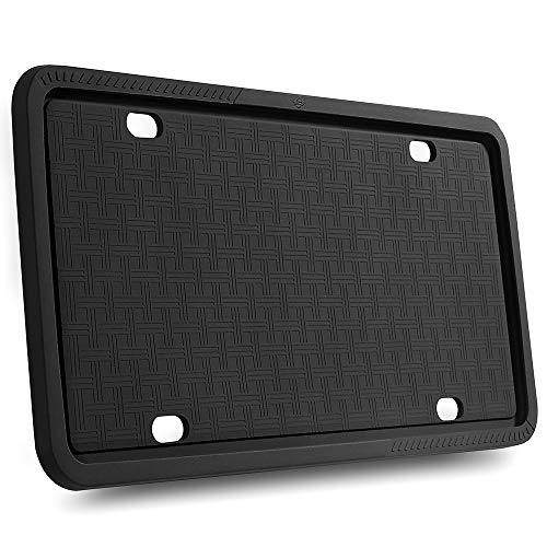 License Plate Frames Rain Proof Anti Rattle product image