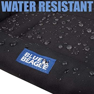 "BLUE BEAGLE Water Resistant Crate Mat, 42"" by Blue Beagle"