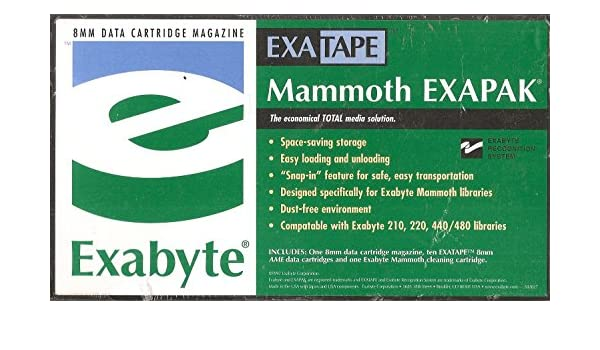 Exabyte 210 Library X64 Driver Download