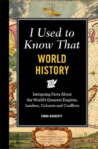 I Used to Know That: World History: Intriguing Facts About the World's Greatest Empires, Leader's, Cultures and - Shop Uk Marriott