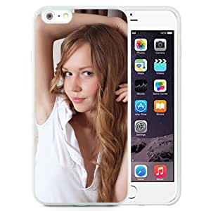 Unique Designed Cover Case For iPhone 6 Plus 5.5 Inch With Virginia Sun Girl Mobile Wallpaper (2) Phone Case