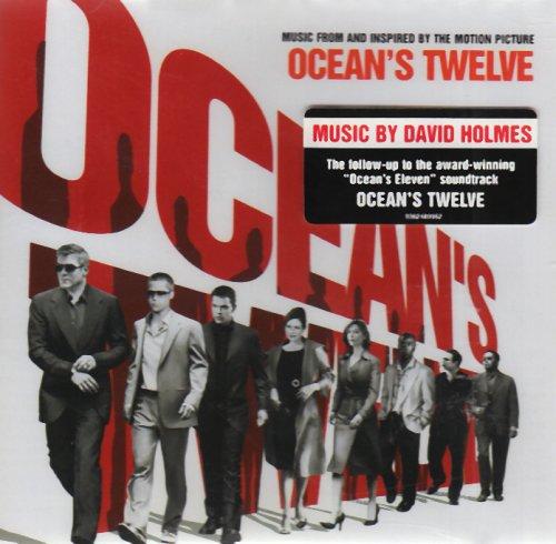 Ocean's Twelve CD
