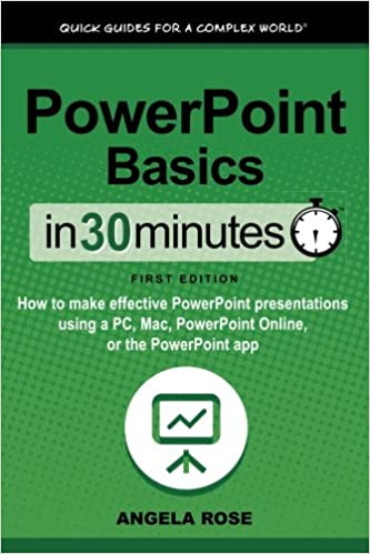 powerpoint basics in 30 minutes how to make effective powerpoint
