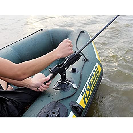 pfbvgsdgf Soporte para Caña de Pescar para Barco Hinchable PVC ...