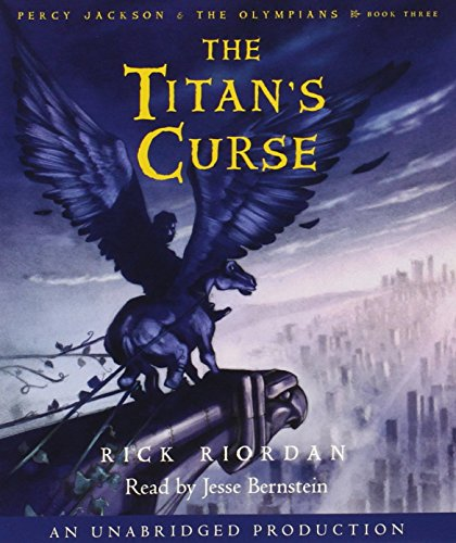 Percy Jackson and the Olympians books 1-5 CD Collection (Percy Jackson & the Olympians) by Listening Library (Audio) (Image #4)