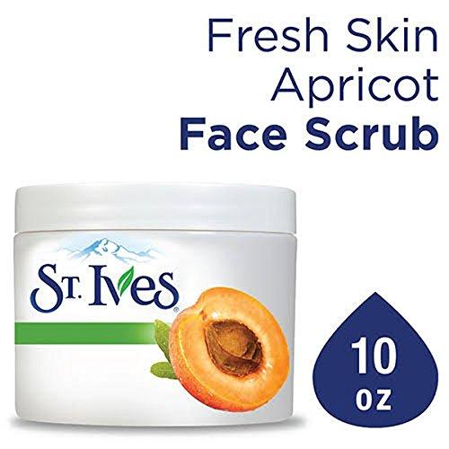 Invigorating Apricot Scrub (St. Ives Fresh Skin Invigorating Apricot Scrub 10 oz (Pack of 5))