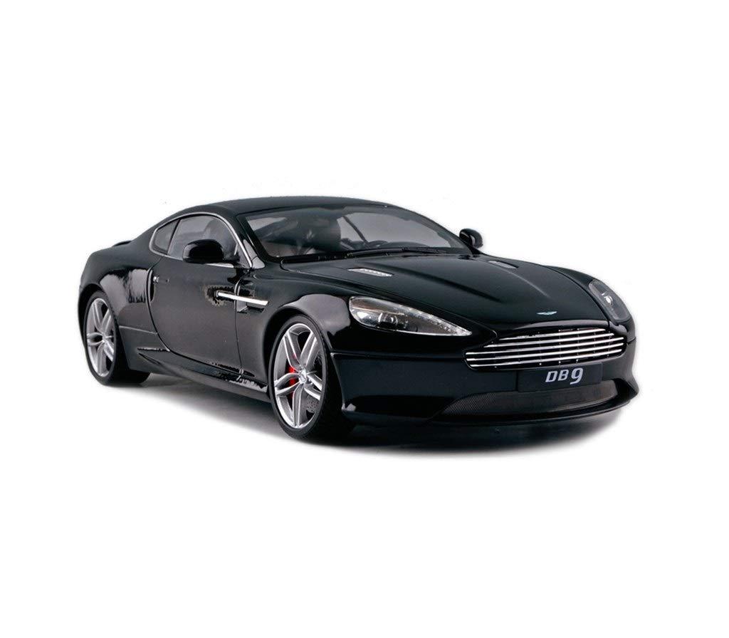 simulation de voiture en alliage de voiture mod/èle cadeau danniversaire collection d jouets pour enfants HURONG168 Voitures V/éhicules Jouets Mod/èle de voiture de sport Aston Martin db9 au 1:18