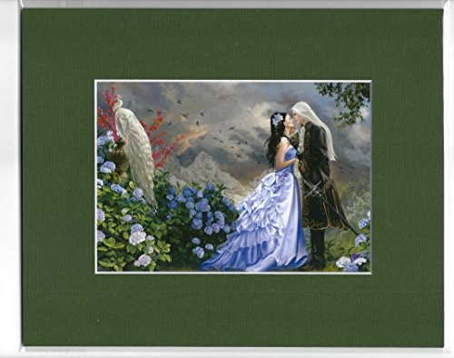 - Nene Thomas Fantasy Art Matted Print Fairy 8