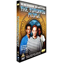 THE TOMORROW PEOPLE, THE COMPLETE SERIES