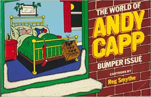 The World Of Andy Capp Bumper Issue Reg Smythe Drawings