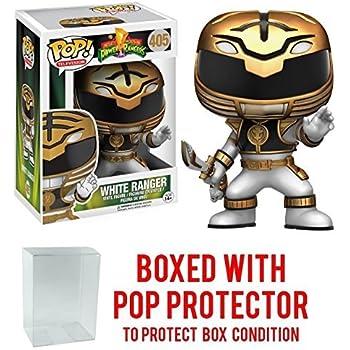 Amazon Com Funko Pop Television Power Rangers White