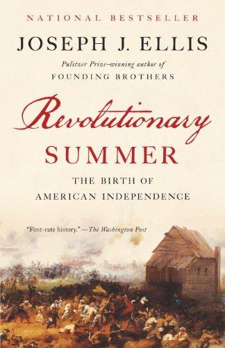 Revolutionary Summer by Joseph J. Ellis
