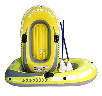 Isafish Kayak Hinchable 1/2 Persona Grueso PVC Drifting Ship ...