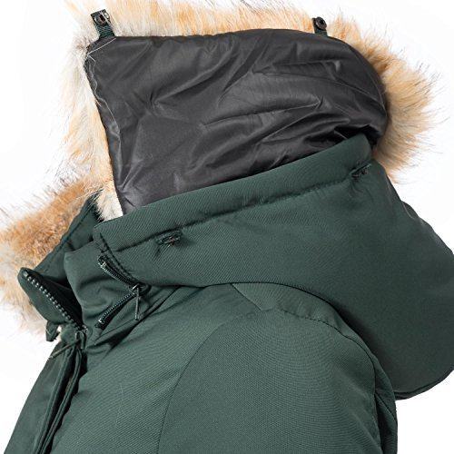 Navahoo Parka XXL Veste Schneeengel Couleurs Vert pour 11 Dame XS d'hiver wZqSrHw