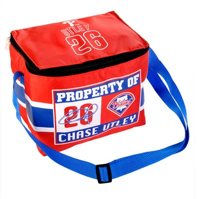 Philadelphia Phillies Chase Utley Insulated Lunch Bag - Chase Phillies Utley