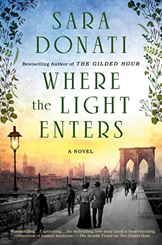 Where the Light Enters by [Donati, Sara]
