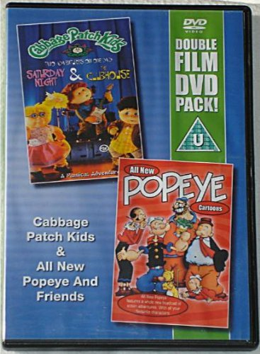 Cabbage Patch Kids / All New Popeye and Friends Double Film DVD Pack: Amazon.es: Cine y Series TV