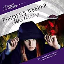 Finder's Keeper (Dreamspun Beyond) Audiobook by Shira Anthony Narrated by Kenneth Obi