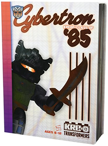 Kre-O Transformers Kreon Cybertron Class of '85 30 Figure Yearbook Set SDCC 2015 Exclusive -