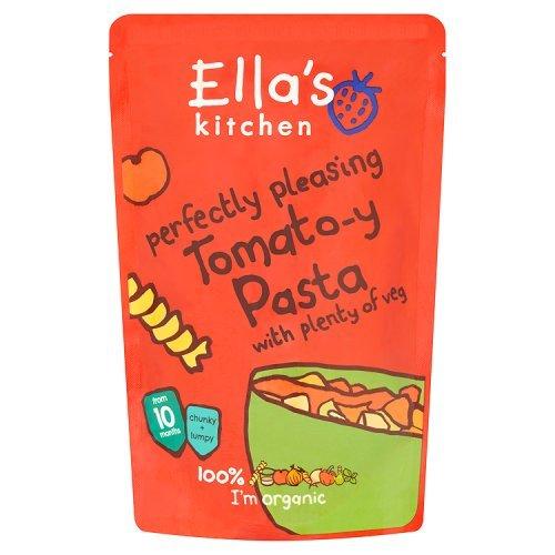 Ella's Kitchen - Stage 3 Toddler Food - Tomato-y Pasta - 190